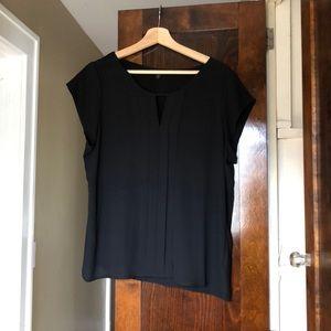 Express black dress shirt